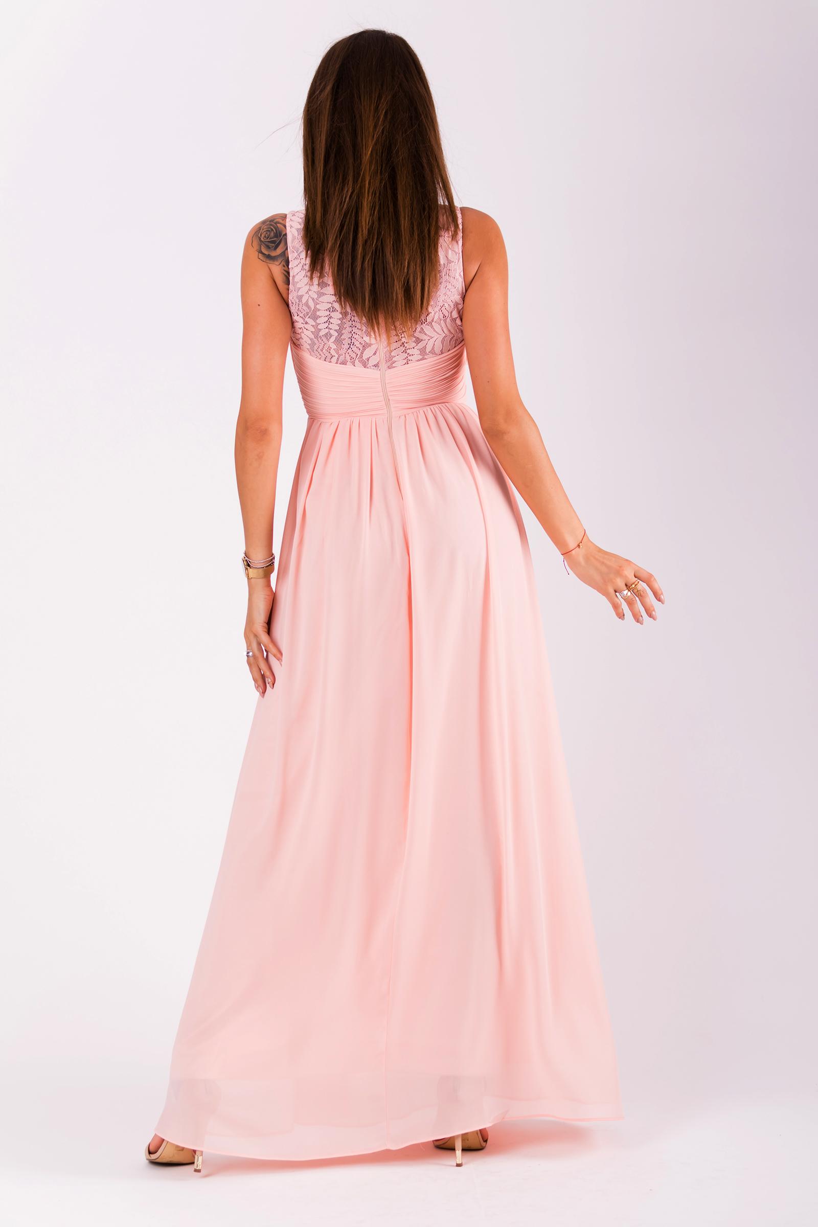 74f49ad95d88 Dámské společenské dlouhé šaty bez rukávů Dámské společenské dlouhé šaty  bez rukávů empty
