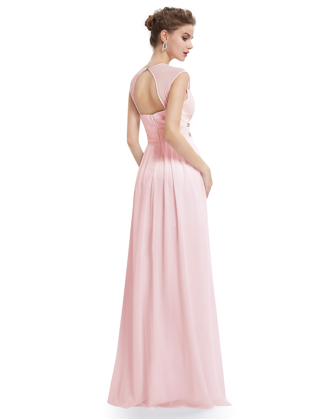 ... Ever Pretty plesové a společenské šaty EP08697PK růžová empty 307621f09f6