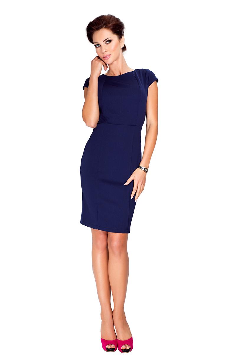 ... Dámské šaty s krátkým rukávem 37-2 empty b310b4fc24