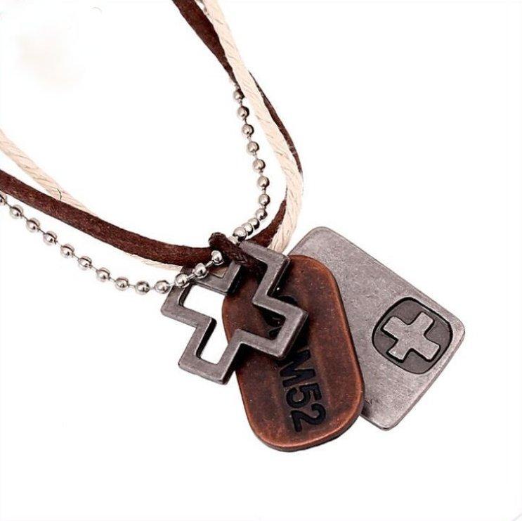 Originální pánský náhrdelník (Pánský náhrdelník)