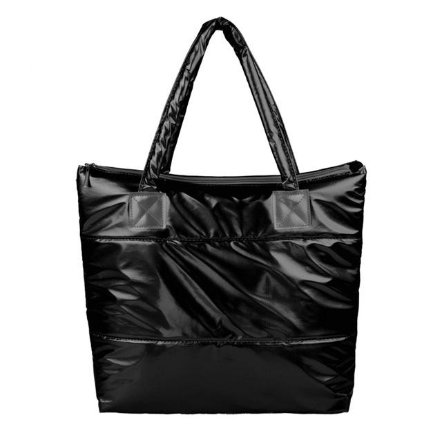 Dámská kabelka lesklá (Dámská kabelka)