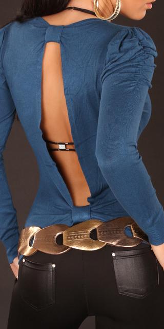 Koucla - Luxusní dámský svetr 878471ace1