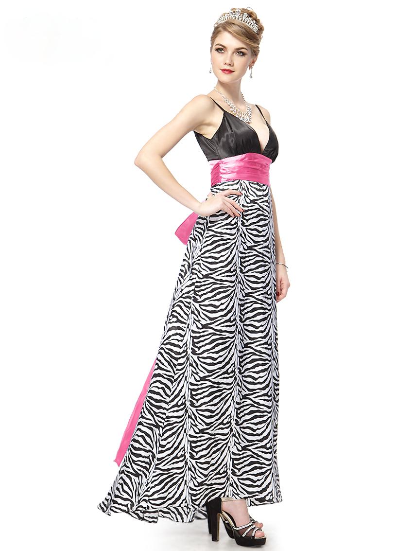 268570049cc Ever Pretty plesové dlouhé šaty 17EVHE09010 černá