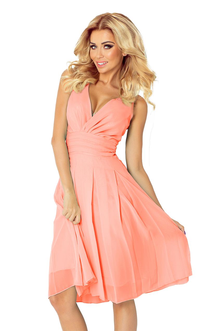 e3c936dfb8b3 Dámské šifonové šaty NUMOCO® 35-12 2. jakost
