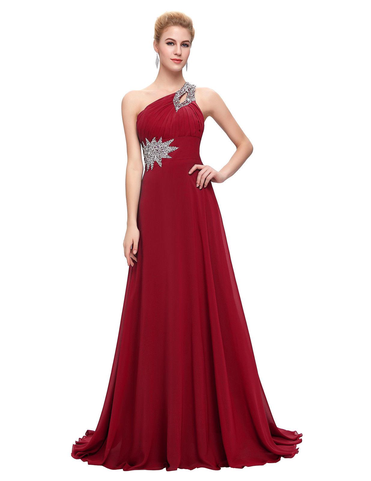 41815d6017f Luxusní plesové a společenské šaty vínová
