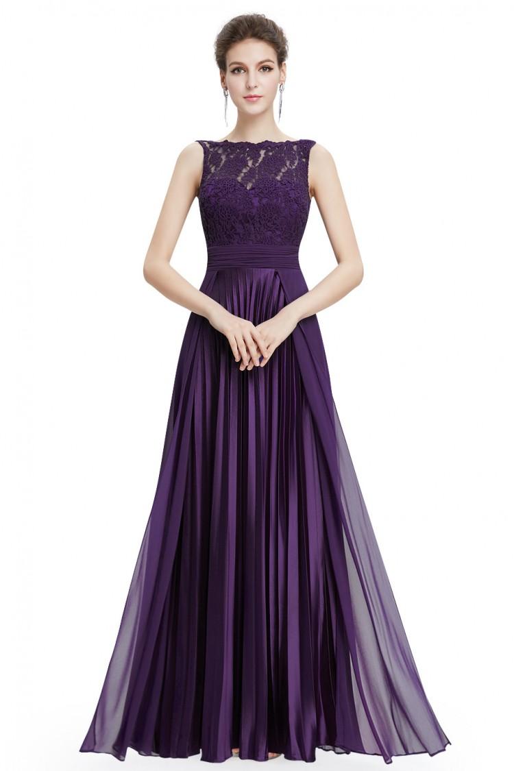 0cc565f81 DÁMSKÉ OBLEČENÍ | Ever Pretty plesové šaty fialová | Móda, šaty ...