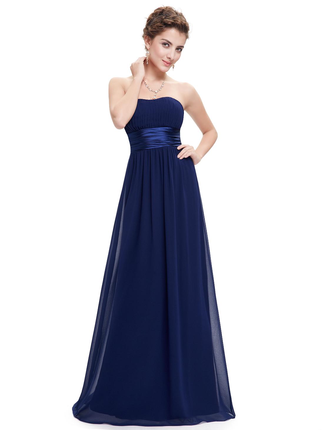 Ever Pretty plesové a společenské šaty 30EVHE09955NB06 (Dámské šaty)