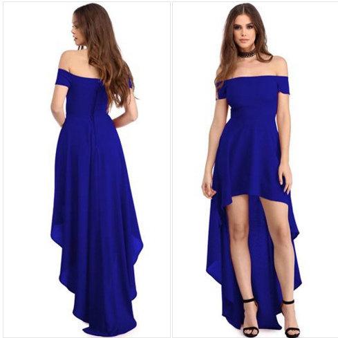 Společenské šaty dlouhé (Dámské šaty)
