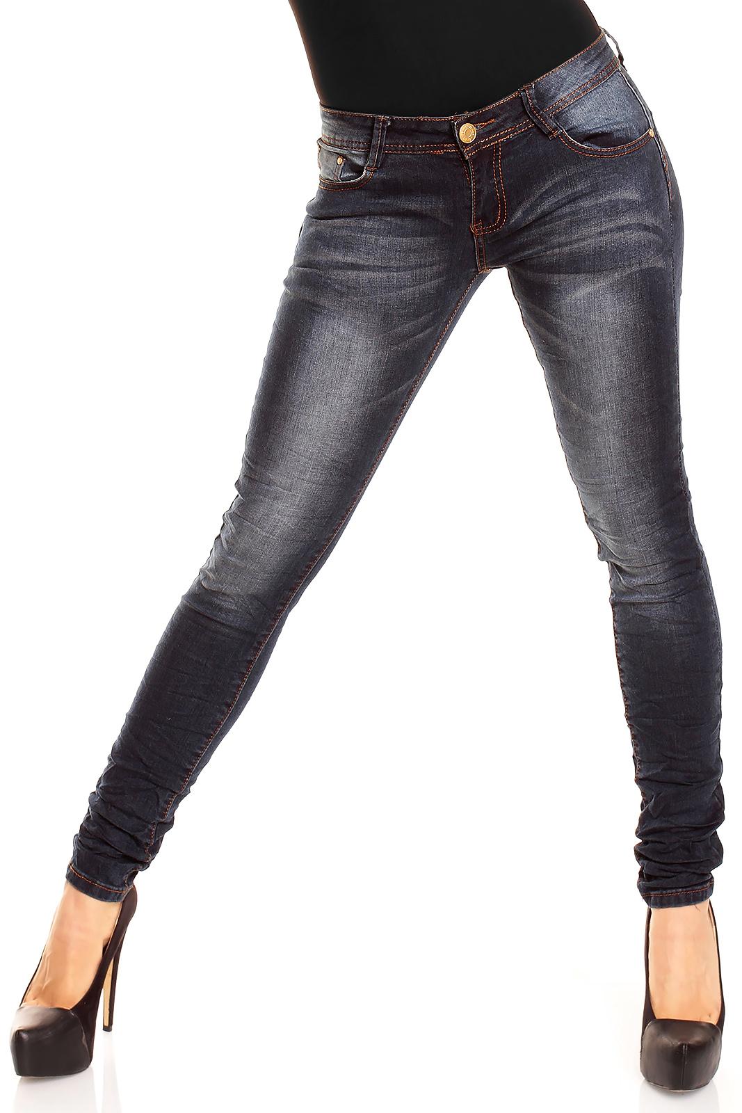 Dámské džíny Just F modrá (Dámské džíny)