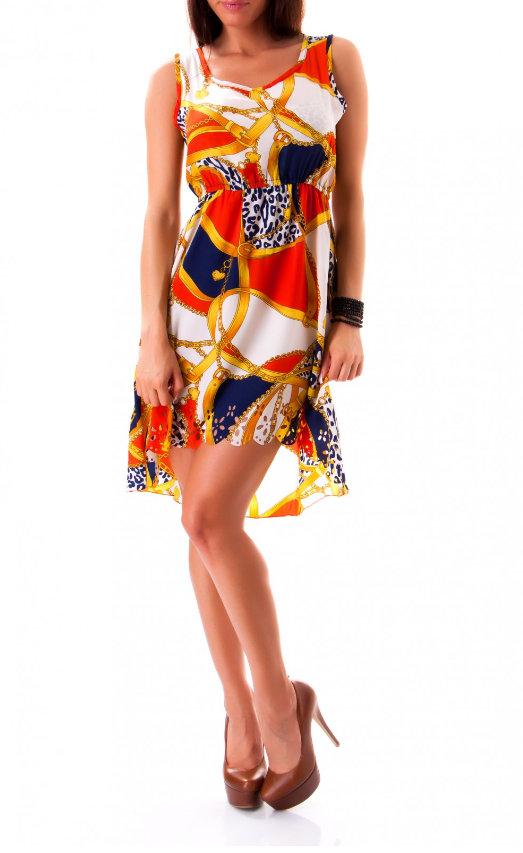 Letní krátké dámské šaty (Dámské šaty)