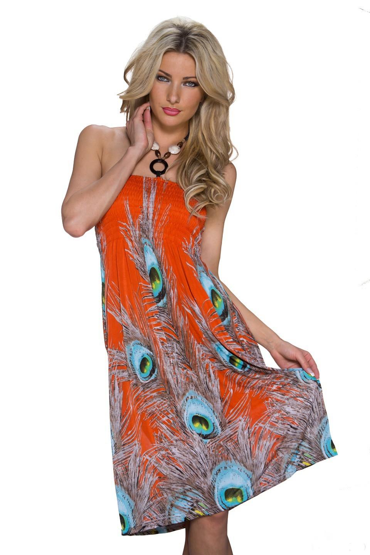 Dámské letní šaty Zn. MEILING FASHION (Dámské šaty)