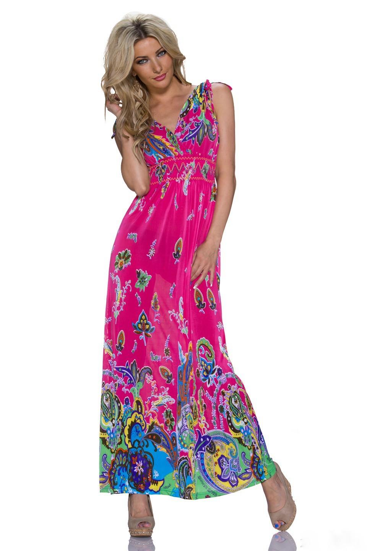 Dámské letní šaty Zn. ESTELLE FASHION (Dámské šaty)