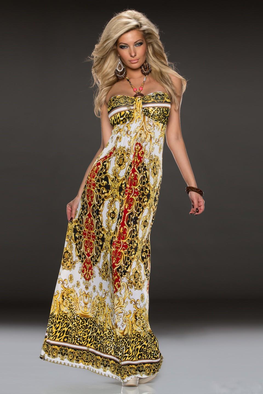 Letní dámské šaty - MISS 83 (Dámské šaty)