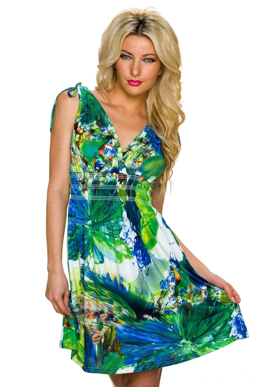 Dámské letní šaty (Dámské šaty)