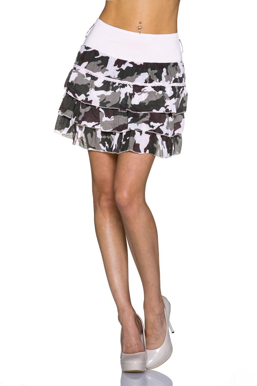 Letní army sukně (Dámská sukně)