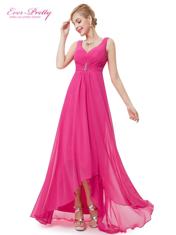 Ever Pretty plesové a společenské šaty růžová (Dámské šaty)