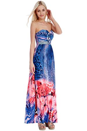 Dámské letní šaty 17CGDR876C (Dámské šaty)