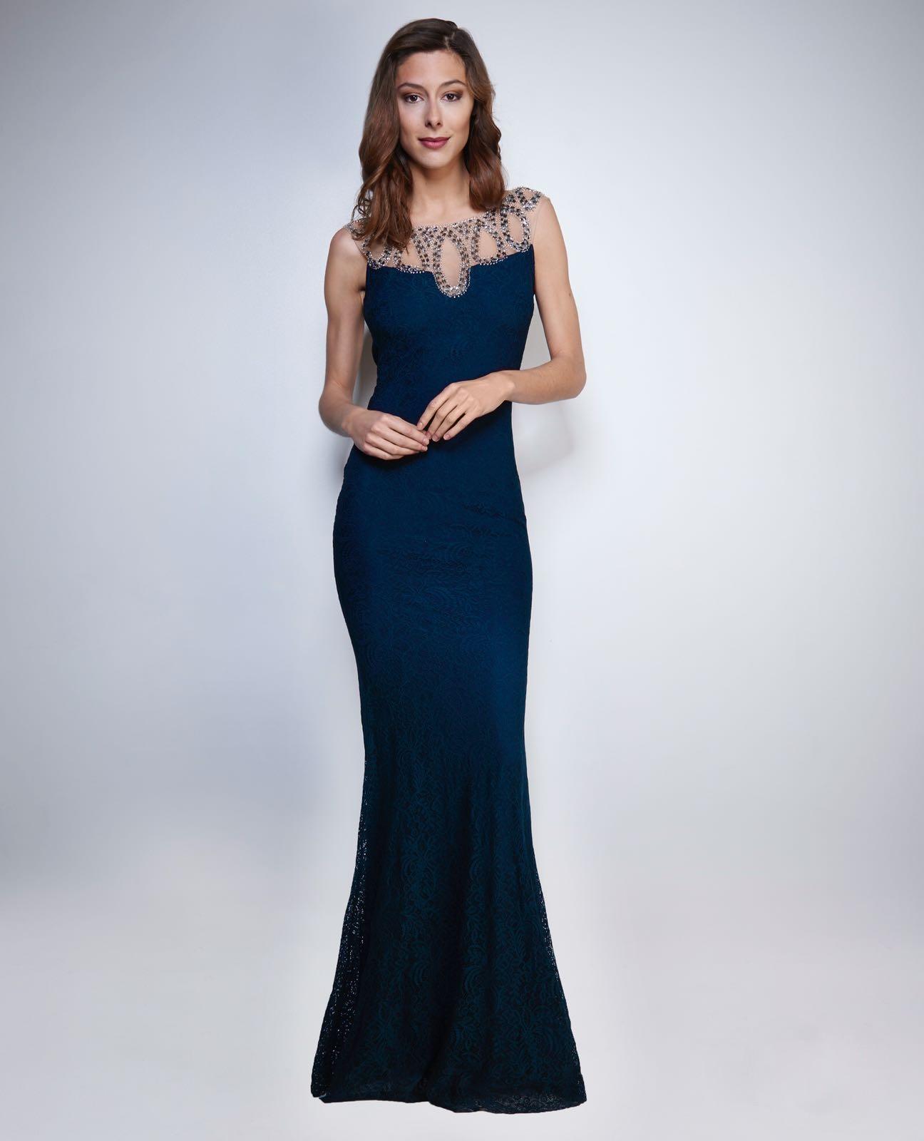 Dámské večerní šaty Zn. SOKY SOKA f071116ebc