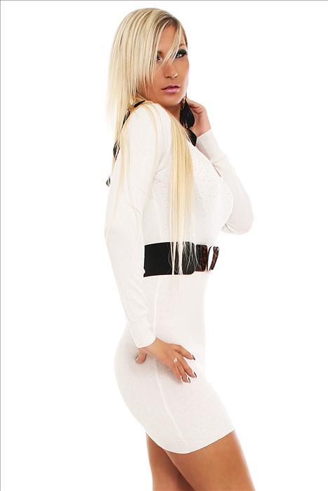 Kompletní specifikace · Související zboží (0) · Parametry. Dámské úpletové  mini šaty Zn. Estelle Fashion ... c0938af31a