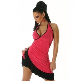 Letní šaty Jela London - růžové 2.jakost empty ddb2301f5b